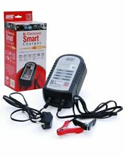 Maypole MP7428 Electronic Battery Charger Black