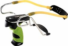 barnett Diablo sling shot slingshot Green wrist braced sport hunting target