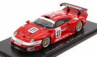 Model Car Scale 1:43 Spark Model Porsche 911 GT1 diecast vehicles road