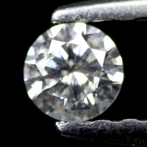 Untreated Natural White Diamond CERTIFIED Natural Loose Diamond 2.9MM Round