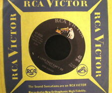 Don Gibson RCA 8456 A Love That Can't Be and Cause I Believe In You