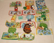 Maxi  Ei Inhalte 12 Stück  2009 / 2010   mit 12 BPZ