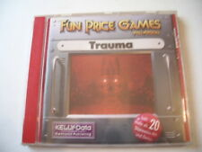 """ Trauma""    Fun Price Games -  Vollversion   (PC)  Neuware"