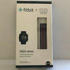 New Fitbit Versa Knit Accesory Band Bracelet Tricote
