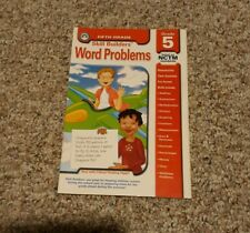 Skill Builders Word Problems Grade 5 book