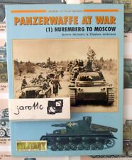 Panzerwaffe at War (1) Nuremberg to Moscow - CONCORD Publications