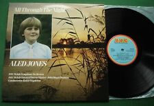 Aled Jones All Through the Night inc Hallelujah (Messiah) + BBC REH 569 LP