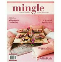 Mingle Magazine Stampington & Co April/May/June 2020 Vol 10 Issue 2 New