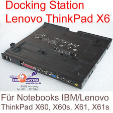 DOCKING STATION IBM LENOVO PORT REPLICATOR IBM THINKPAD X60 X60S X61 X61S