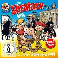 CD DVD Die Abrafaxe Box Special Edition! von Various Artists