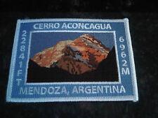Seven Summits - Mount Aconcagua Patch 00004000