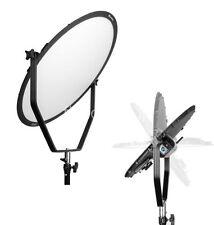 "Falcon Eyes CRI90+ SO-68TD 23.6"" Thin Soft 360 LED Ring Video Light Bi-Color"