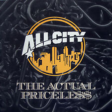 "ALL CITY The Actual / Priceless 12"" GEFFEN US 1998 PROMO DJ Premier Pete Rock"