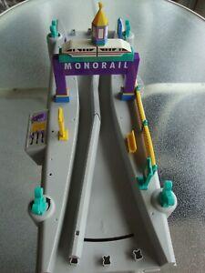 Walt Disney World Monorail Switch Station Set (No sound)