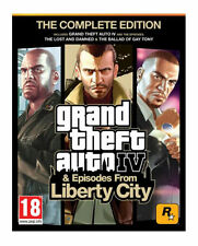 Grand Theft Auto IV & Episodes From Liberty City: Complete Edition - PS3 (GTA 4)