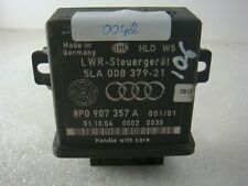 ** AUDI A3 8P 2004-2007 HEADLIGHT RANGE CONTROL UNIT 8P0907357A