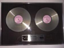John Mellencamp Record Award original to Artist on Album- Rare!