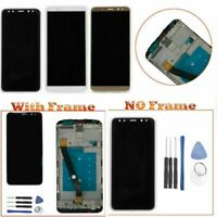 For Huawei Mate 10 Lite G10 LCD Display Touch Screen Digitizer Assembly + Frame