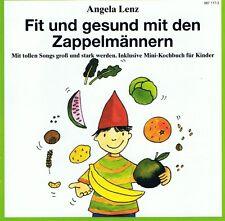 Fit & sano con D. zappel Uomini CD NUOVO Angela Lenz tanzbär pigre Calze Blues