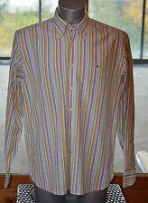 TOMMY HILFIGER-Très jolie chemise rayée  - taille L/G - EXCELLENT ÉTAT