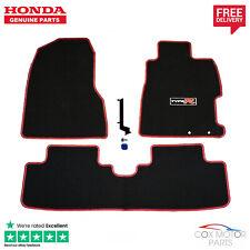 Genuine Honda Civic Type-R EP3 Carpet Mats 2001-2005