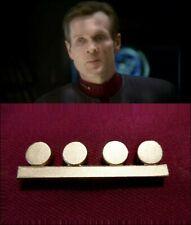 More details for star trek deep space nine ds9 rank pin pip insignia badge * deputy director