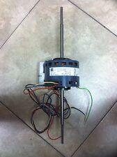 G.E. HC27ZN042, 3-SPEED, DUAL-SHAFT MOTOR, 1.00 AMP, 60HP, 370V, 1080 RPM