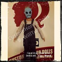 Leslie Vernon CUSTOM HORROR DOLL Behind The Mask OOAK 12 Inch Action Figure