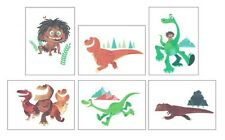 12 The Good Dinosaur Temporary Tattoos Party Goody Loot Bag Filler Favor Supply