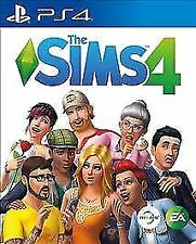 Sims 4 (Sony PlayStation 4, 2017)