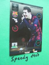Champions League 2015 UPDATE Limited Edition Messi Panini Adrenalyn 15