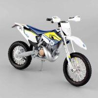 HUSQVARNA FE 501 1:12 DieCast Motocross MX Toy Model Bike NEW MAISTO