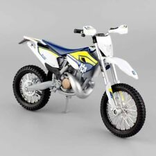 HUSQVARNA FE 501 1:12 DieCast Motocross MX Toy Model Bike NEW MAISTO