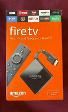 Amazon Fire TV 4K Media Player (3rd Gen) Ultra HD & HDR