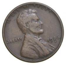New listing Better 1926-S - US Lincoln Wheat Cent Penny Coin Collection Lot Set Break *339