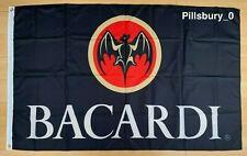 New listing Bacardi Rum 3x5 ft Flag Banner Alcohol Liquor Bar Man Cave
