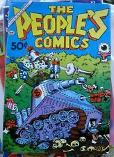 the Peoples Comics 1972 Golden Gate Pubs R Crumb 1st Ptg Fine+ free ship