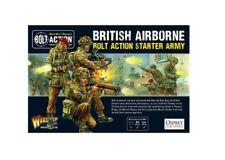 Ejército Británico Aerotransportado de Arranque Perno acción Warlord Games 28 Mm Sd