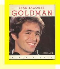 JEAN-JACQUES GOLDMAN LIVRE DE PATRICK AMINE 1988