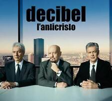 Decibel - L'Anticristo CD (new album/sealed) Enrico Ruggeri