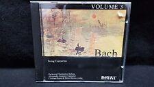 J.S Bach - String Concertos (CD, ??, Black Dot)