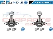 FOR BMW X3 F25 X4 F26 xDRIVE FRONT SUSPENSION CONTROL ARM BALL JOINTS JOINT BOLT