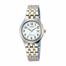 Lorus Ladies Two Tone Watch RH787AX-9 Date