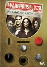 Warehouse 13 The Complete Series Region 1 DVD