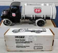 PHILLIPS 66 1926 MACK TANKER TRUCK 1991 DIECAST ERTL BANK  #9787