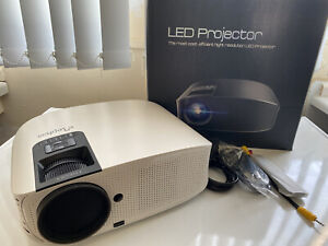 Portable Projector 1280* 768P Resolution Full HD Projector