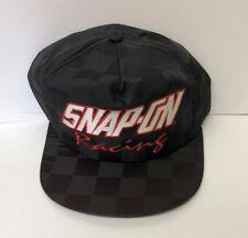 Snap-On Tools 1990's SnapBack Nascar Racing Hat Cap