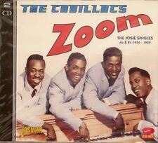 THE CADILLACS 'Zoom' (The Josie Singles) - 2CD Set on Jasmine