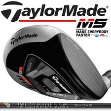 TAYLORMADE M5 LEFT HANDED FAIRWAY 3 WOOD 15° HZRDUS SMOKE 6.0 STIFF SHAFT