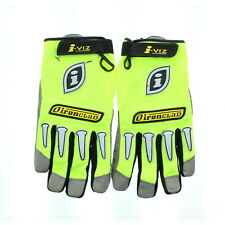 Ironclad Safety Utility Gloves Ivg 06 I Viz Reflective High Visibility Green